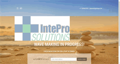 Preview of intepro.biz